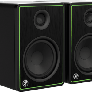 """Mackie CR5-XBT 5"""" Powered Studio Monitors with Bluetooth (Pair)"""