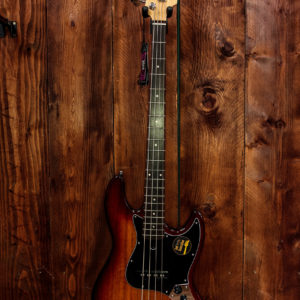 Sire 2nd Generation Marcus Miller V3 TS 4-String with Rosewood Fretboard 2019 Tobacco Sunburst
